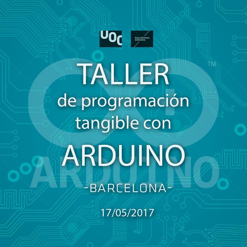 Taller Arduino UOC