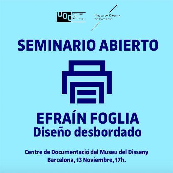 Seminari Obert Efrain Foglia