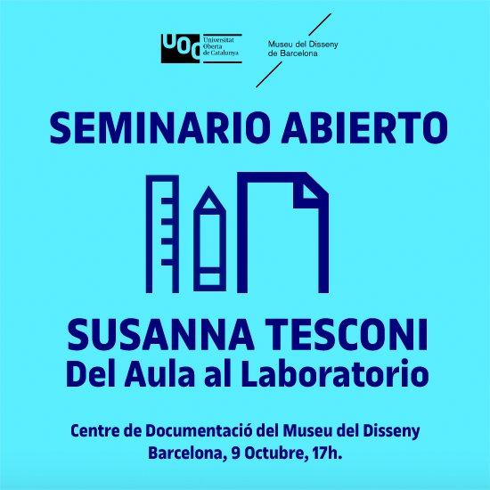 Seminari Obert Susanna Tesconi