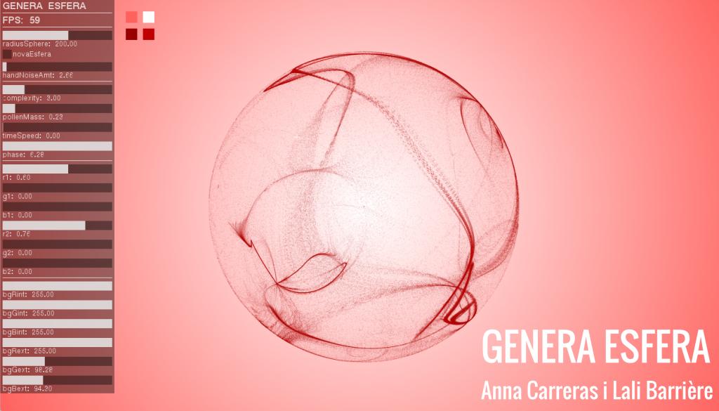 Imagen: Genera Esfera / Anna Carreras y Lali Barrière